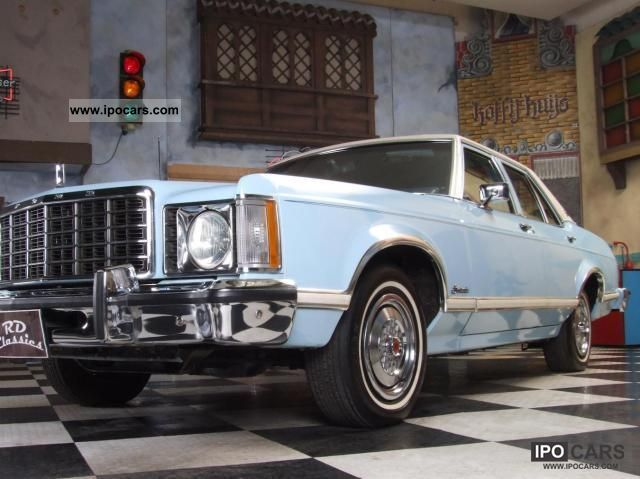 1977 Ford  Granada Limousine Classic Vehicle photo