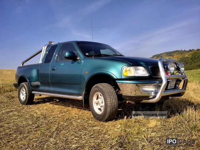 1998 Ford  F150 Off-road Vehicle/Pickup Truck Used vehicle photo