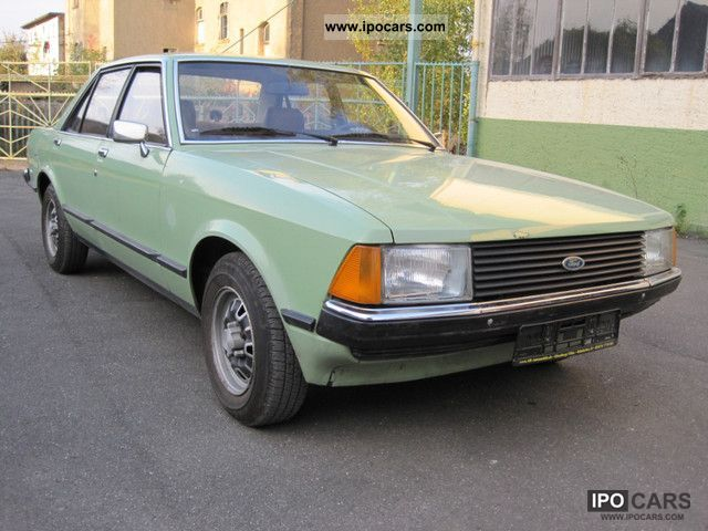 Ford  Granada MK 2 2.0 L V6 original paint 1978 Vintage, Classic and Old Cars photo