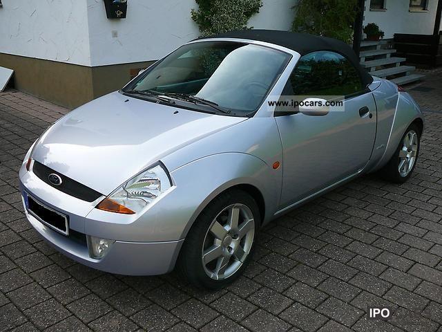 2005 Ford  Streetka 1.6 8V Cabrio / roadster Used vehicle photo