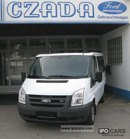 2007 Ford  FT 280 TDCi * 9-seater bus * excellent condition * Estate Car Used vehicle photo