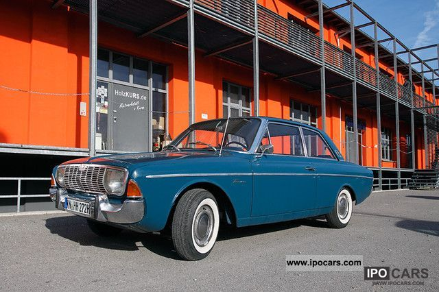 Ford  Taunus 1966 Vintage, Classic and Old Cars photo