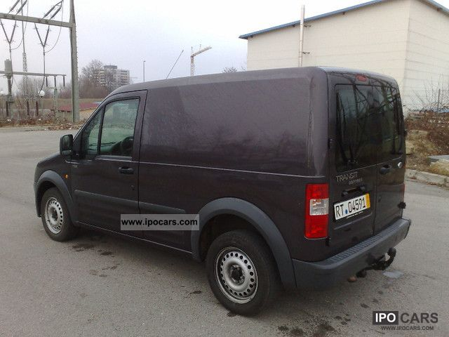 2007 Ford Transit Connect Car Photo And Specs