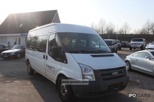 2007 Ford  Tourneo Transit FT 330 L * 9.Sitzer/1.Hand/AHK * Other Used vehicle photo