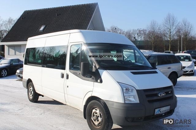 2007 Ford  Transit FT 330 L 2.2 TDCi * AHK/1.Hand/9.Sitze Other Used vehicle photo