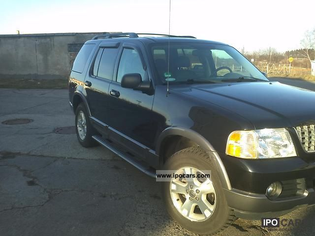 2003 Ford  4.6L V8 XLT leather Prins gas plant Off-road Vehicle/Pickup Truck Used vehicle photo