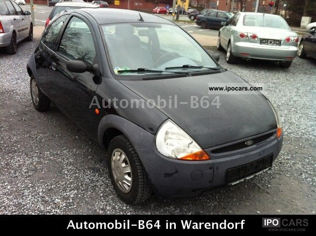 1997 Ford  Ka 3-Door Sedan * S-ARM-D3/Servo/Airbag * Small Car Used vehicle photo