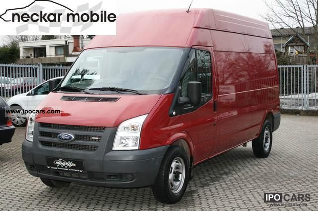 2007 Ford  FT 350 L TDCi truck AIR L3H3 Van / Minibus Used vehicle photo