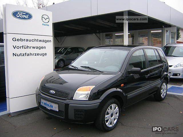 2007 Ford  Fun Fusion 1.25 X Small Car Used vehicle photo