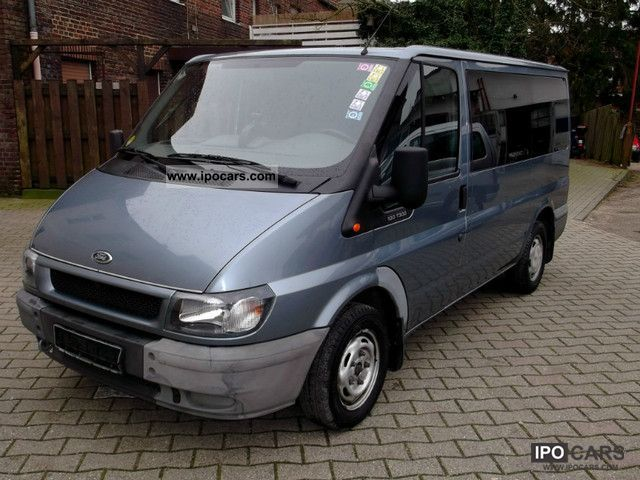 2002 Ford  T 300 Estate Car Used vehicle photo