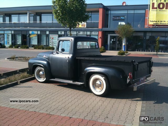 Ford  F100 1956 Vintage, Classic and Old Cars photo