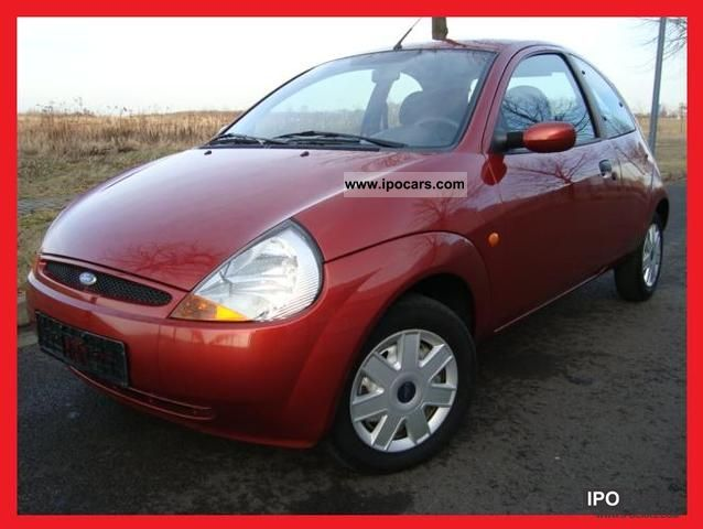 2006 Ford  Ka Royal Small Car Used vehicle photo