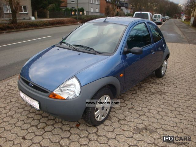 2005 Ford  Ka € * 4 * 1 * Power-Hand * inspection new Small Car Used vehicle photo