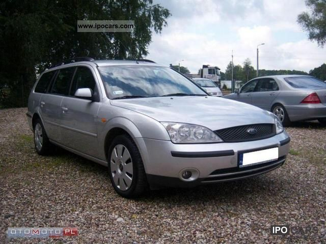 2003 Ford  Mondeo TDCI GHIA 130KM! Estate Car Used vehicle photo