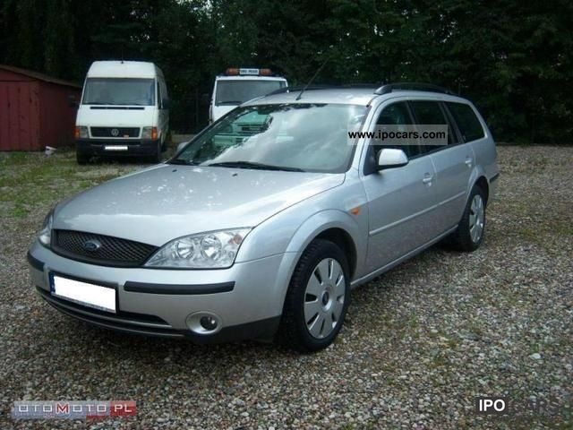 2003 ford mondeo tdci ghia 130km car photo and specs. Black Bedroom Furniture Sets. Home Design Ideas