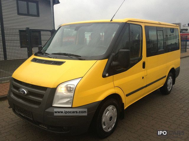 2009 Ford  FT 300 K € TDCi line CLIMATE / / WEBASTO Estate Car Used vehicle photo