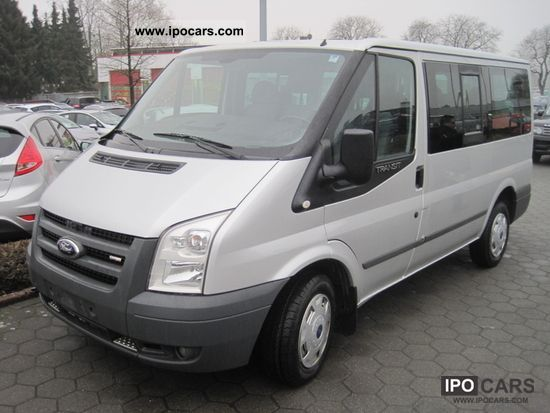 2008 ford transit ft 300 9 seater combi air cl f car photo and specs. Black Bedroom Furniture Sets. Home Design Ideas
