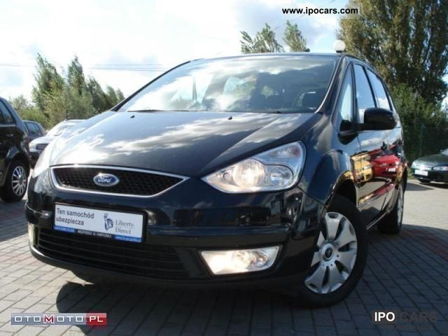 2008 ford galaxy bezwypadkowy climate control car photo. Black Bedroom Furniture Sets. Home Design Ideas