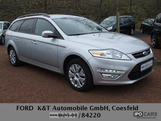 2011 Ford  Mondeo Trend Winter Package / Park Pilot / pace Estate Car Used vehicle photo