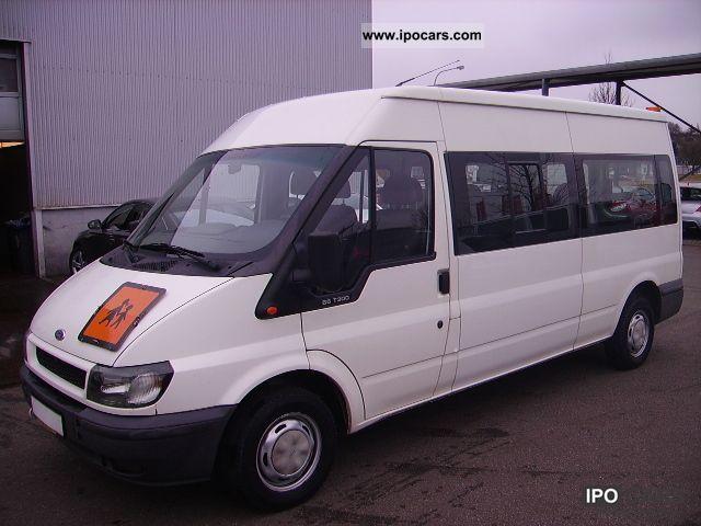 2003 Ford  FT 260 K TDE car 9 SEATS Van / Minibus Used vehicle photo