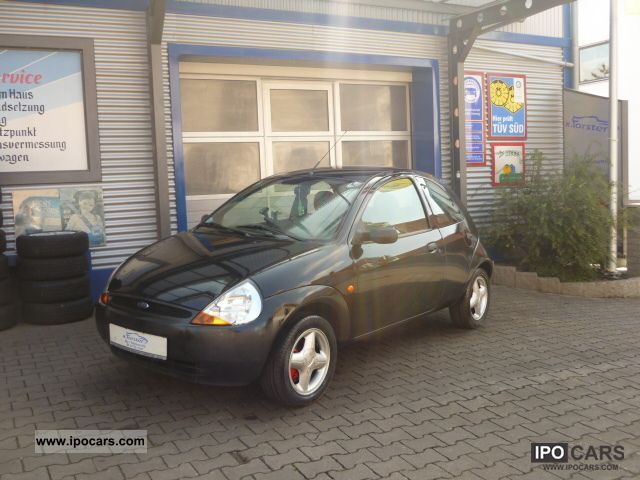 2003 Ford  Ka 8 tires TUV ALU Small Car Used vehicle photo