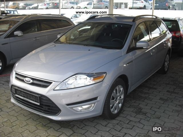 2011 Ford  Mondeo TDCi Trend tournament Estate Car Used vehicle photo