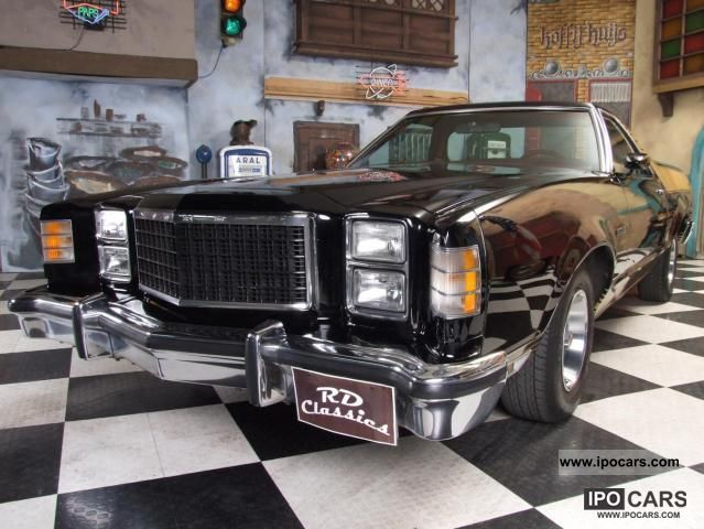 1979 Ford  Ranchero original collector grade / GT 351 V8 Off-road Vehicle/Pickup Truck Classic Vehicle photo