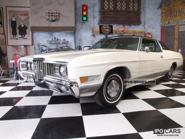 Ford  LTD HT coupe 2d 1971 Vintage, Classic and Old Cars photo
