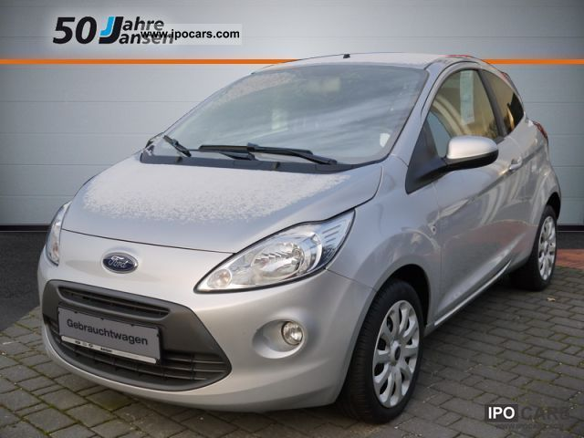 2011 ford ka titanium car photo and specs. Black Bedroom Furniture Sets. Home Design Ideas