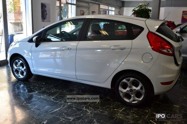 2012 Ford Fiesta 2012 Ikon Diesel Km0