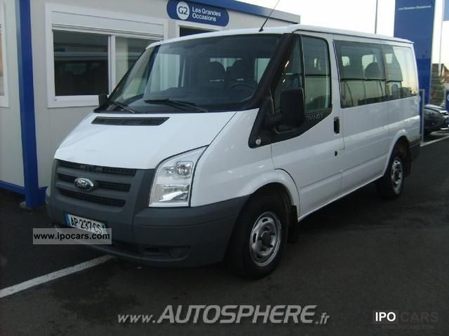 2010 Ford  Transit TDCi115 combination 300C Limousine Used vehicle photo