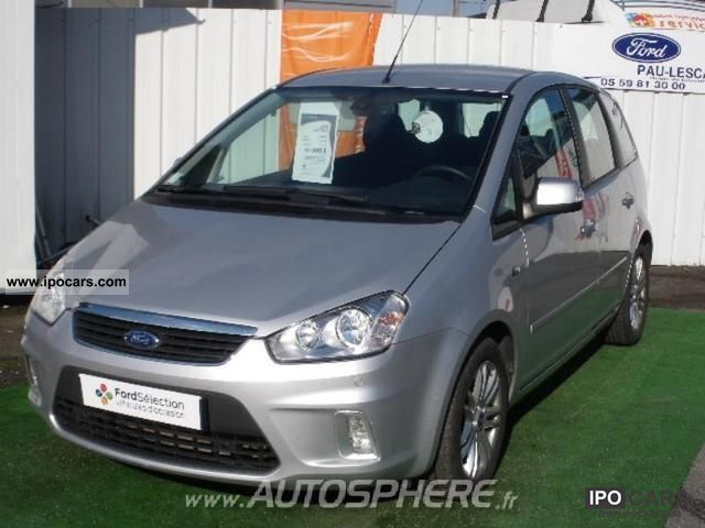 2010 Ford  C-MAX 1.8 Ghia TDCi115 Van / Minibus Used vehicle photo