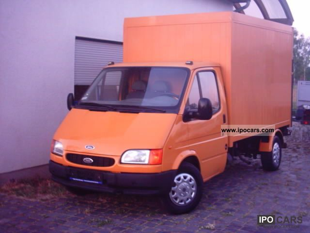 1994 Ford  Transit 2.0 * with lift and car driving license * Other Used vehicle photo
