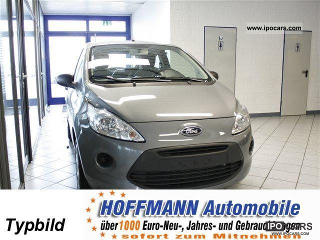 2011 Ford  1.2 Initial Trend Ka + stop - air conditioning, radio CD Small Car New vehicle photo