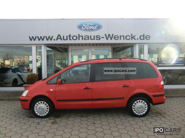2004 Ford  Galaxy 2.3 liter 16v Aut. * PDC * Navi * 2.Hand * Van / Minibus Used vehicle photo