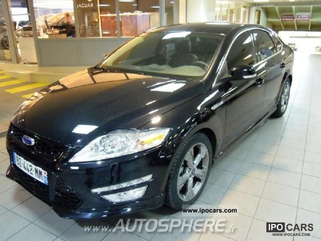 2011 ford mondeo 2 2 tdci200 sports platinium 5p car photo and specs. Black Bedroom Furniture Sets. Home Design Ideas