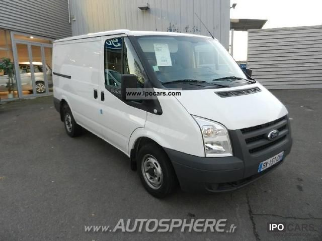 2011 Ford  Transit Fg 260CP TDCi85 Cool Pk Limousine Used vehicle photo