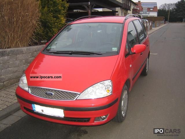 2005 Ford  Galaxy Van / Minibus Used vehicle photo