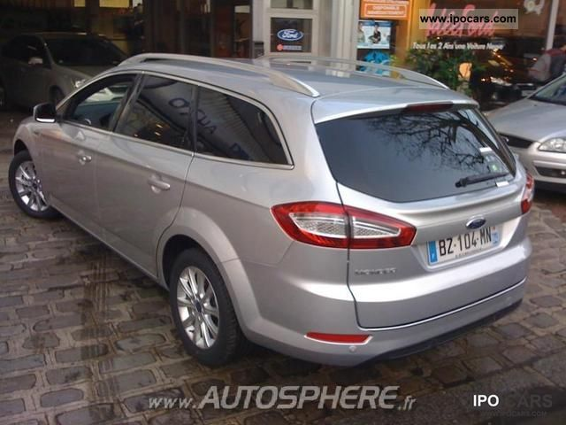 2011 ford mondeo sw 2 0 tdci140 fap titanium pshif car photo and specs. Black Bedroom Furniture Sets. Home Design Ideas