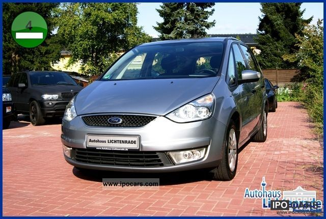 2007 Ford  Galaxy 1.8 TDCi 7-SEATER l PDC l AIR Van / Minibus Used vehicle photo