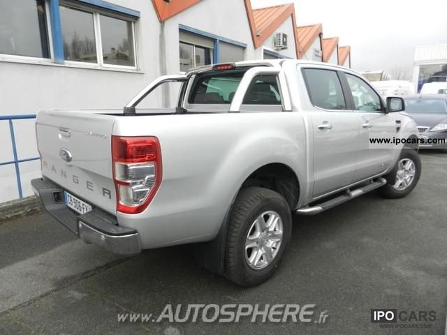 2012 Ford Ranger Xlt 4x4 Double Cabin Limited Car Photo