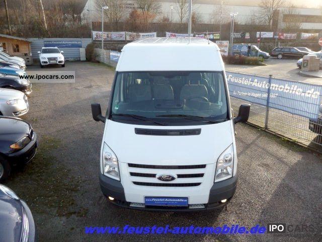 2010 Ford  Transit 2.2 TDCi Trend 300M dual air Mod.11 Other Used vehicle photo