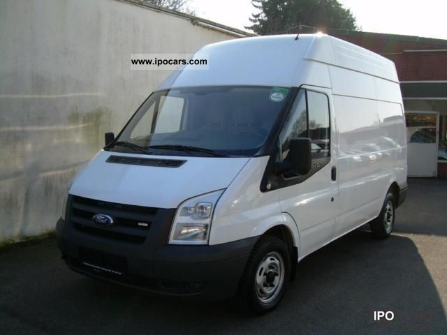 2007 Ford  FT 300 M TDCi trucks (Euro 4 Green sticker) High Van / Minibus Used vehicle photo