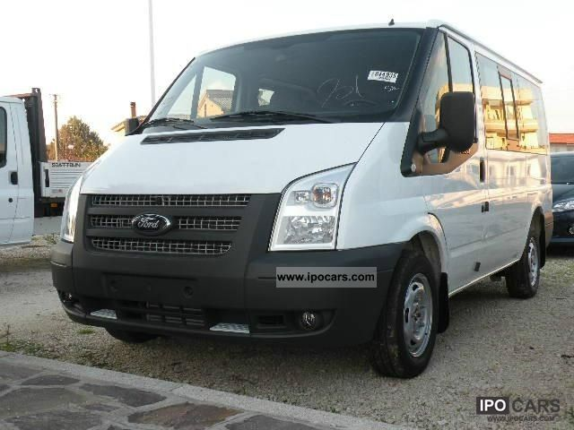 2011 ford transit combi car photo and specs. Black Bedroom Furniture Sets. Home Design Ideas