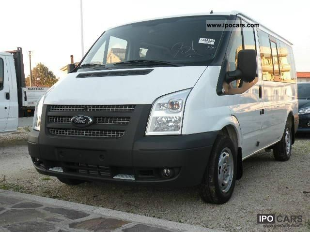 2011 Ford  Transit Combi Other New vehicle photo