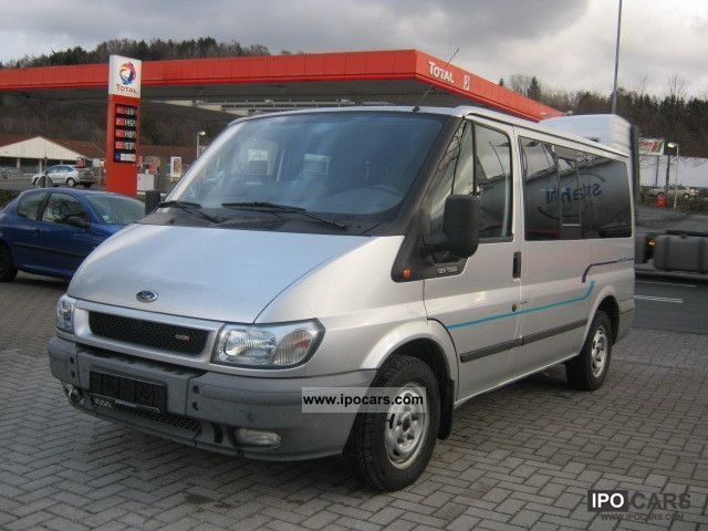 2003 Ford  FT 125 -300 TDCi, zul.WOHNMOBIL, EURO LINE Van / Minibus Used vehicle photo