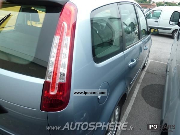 2007 ford c max 1 8 ghia tdci115 car photo and specs. Black Bedroom Furniture Sets. Home Design Ideas