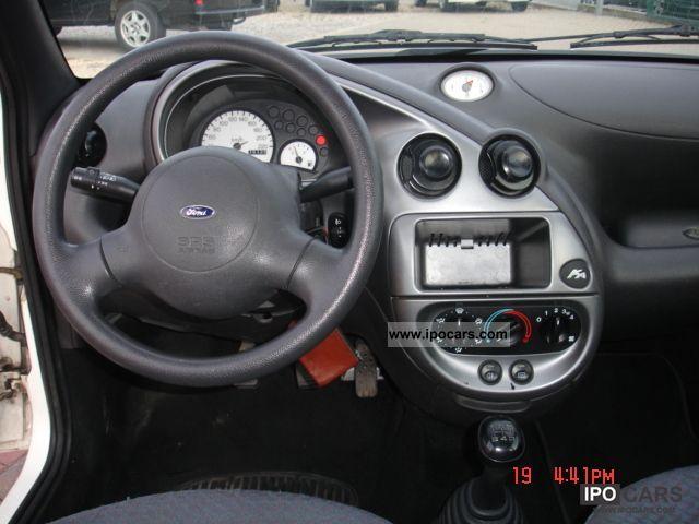 2002 Ford Ka  U20ac 4    Off 1-hand