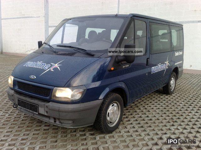 2004 Ford  Transit FT 300 2.0 K TDE300 Van / Minibus Used vehicle photo