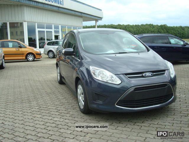 2010 Ford  C-Max Trend Vision + Van / Minibus Used vehicle photo